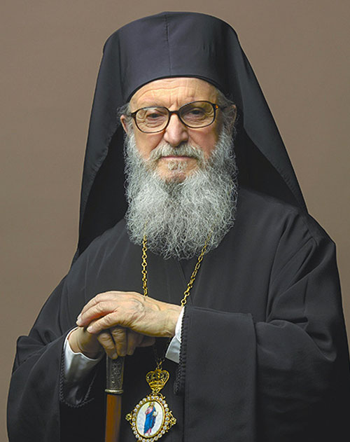 His Eminence Archbishop Demetrios