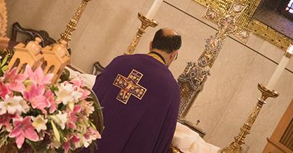 Sacraments | Transfiguration of Our Savior Greek Orthodox Church